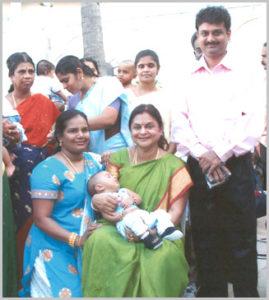Yami Born baby GG Hospital